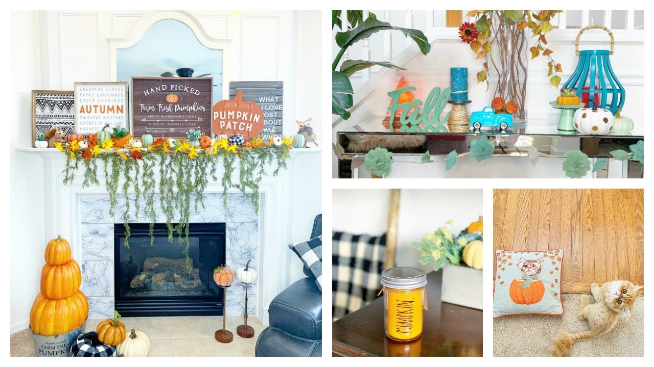 Fall House Tour 2019 Decorating