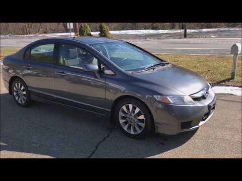 2010 Honda Civic Gray for sale