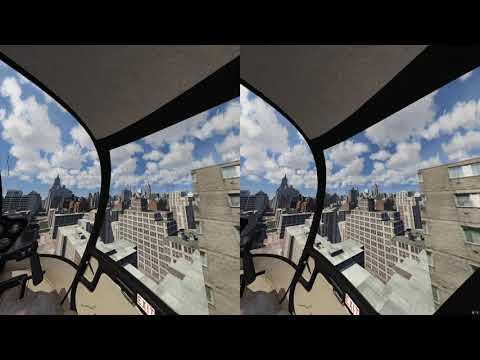 [Aerofly FS2-VR] 3D