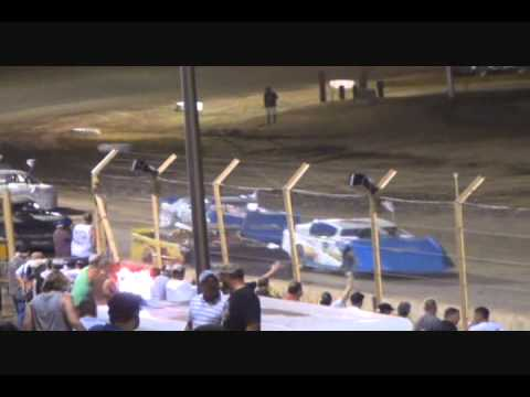 Part I Hutchinson Grand Nationals Thumpers Street Stocks B Mods
