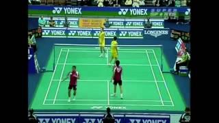 Badminton Strategy (Doubles)