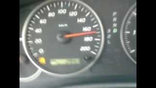 Toyota Land Cruiser Prado 2,7 speed   170 кm\h Kazakhstan.