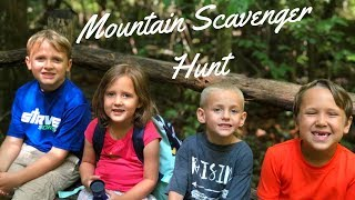 Field Trip to the Great Smoky Mountains || Scavenger Hunt
