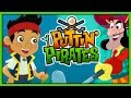 Jake And The Neverland Pirates Full Episode Game - Puttin' Pirates Mini Golf Disney Junior Games