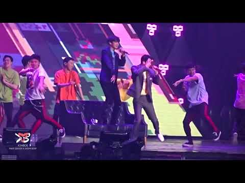 180714 Chanyeol 찬열 & Sehun 세훈 - We Young - EXO PLANET #4 - The ElyXiOn [dot] In Seoul [직캠]