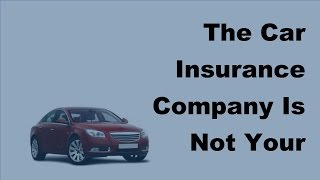 The Car Insurance Company Is Not Your Daddy -  2017 Auto Insurance Facts