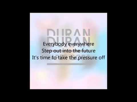 Duran Duran - Pressure off - Karaoke version
