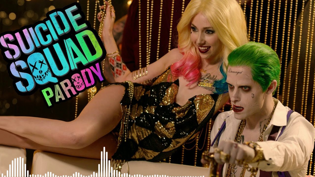 Official Lyrics Cc Suicide Squad Parody By The