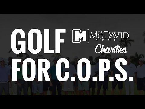 Golf for C.O.P.S. 2016 - The McDavid Group Charities