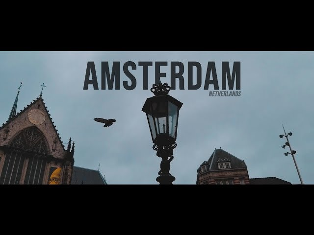 Amsterdam in one minute | Cinematic | Galaxy S8