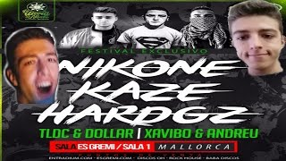 Blog 10 | Mallorca: Concierto Hard GZ, Kaze y Nikone (Parte 2)