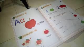 Dạy con học tiếng anh lớp 1 bài 3( apple, bird)