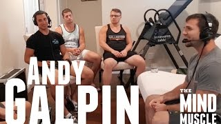 Ep 111 - Proper nutrition and training for muscle growth and recovery with Dr Andy Galpin