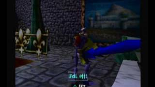 MediEvil (PS1) Playthrough Part 23 - The Haunted Ruins