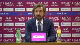 Roma-Juve, Pirlo: