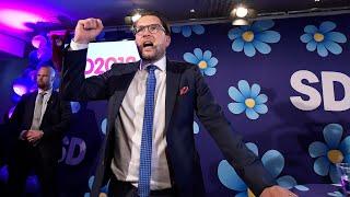 Åkesson: - Jeg vet hvem som har vunnet. Det er Sverigedemokraterna