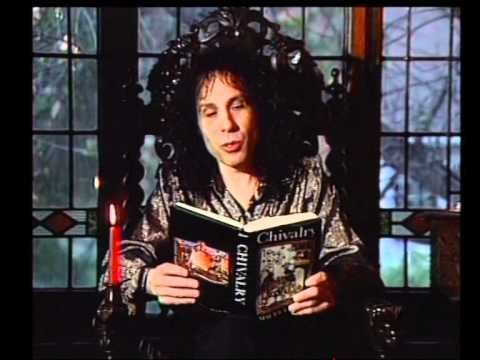 Interview with Ronnie James Dio (rare footage)