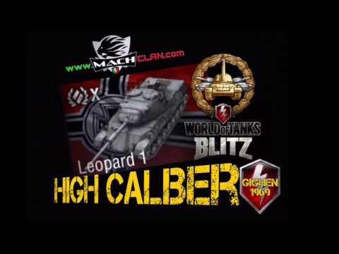 Gighen guide Medi: Leopard 1 #2 High caliber Mines ITA