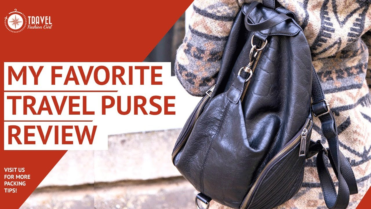 My Favorite Travel Purse Review