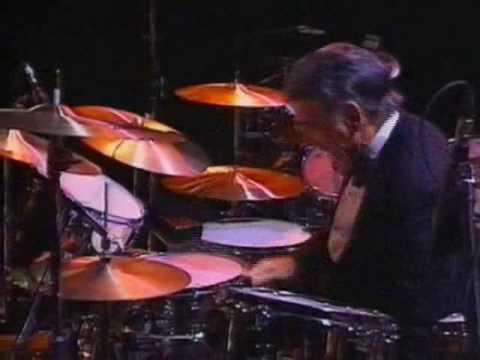Louie Bellson & BR Big Band - Live Buddy Rich Memorial