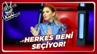 Hadise'den İddialı Açıklamalar | O Ses Türkiye 6. Bölüm