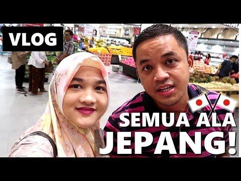 AEON MALL GARDEN CITY! MAKAN & BELANJA ALA JEPANG! Vlog keluarga | Vlog Indonesia