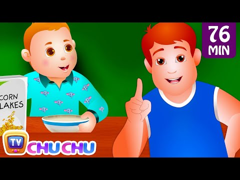 Johny Johny Yes Papa Nursery Rhymes Collection  All Johny Johny Yes Papa Kids Songs  ChuChu TV