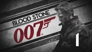 прохождение James Bond 007: Blood Stone: Часть 1 Греко