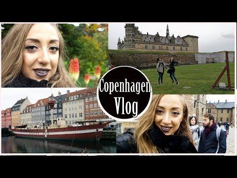 Travel Vlog Copenhagen| Κάστρα, παγωνιά και τι έφαγα σε τρεις μέρες |Polinasbeauty