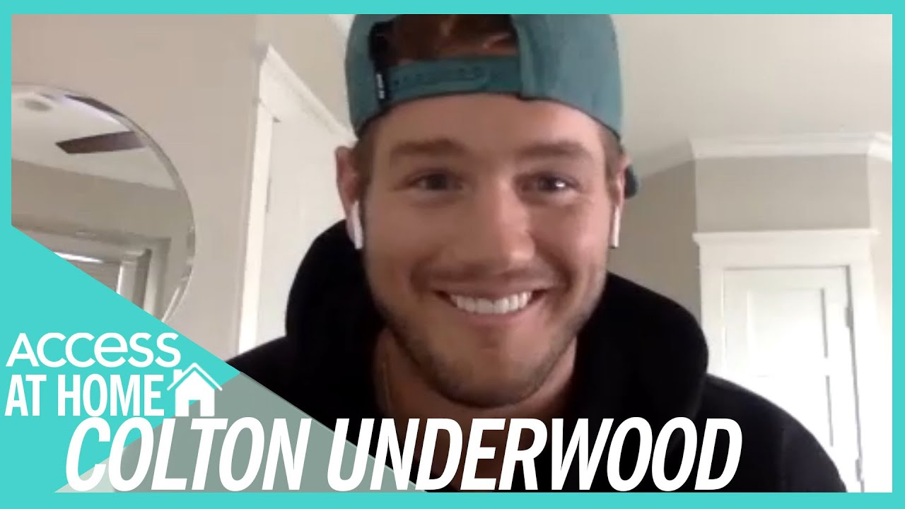 Colton Underwood On Peter Weber & Kelley Flanagan Rumors: He Needs 'Something' From 'Bachelor'