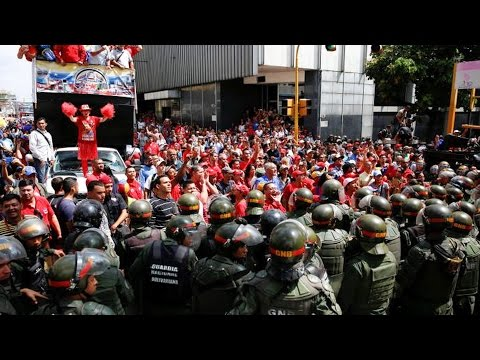 Is the Venezuelan Opposition's Call for Referendum on Maduro a Push to Overthrow the Government?
