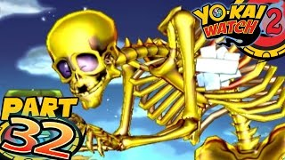 Yo-Kai Watch 2 Bony Spirits and Fleshy Souls - Part 32 - Goldy Bones