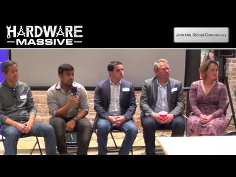 How to Sell Hardware: International Panel