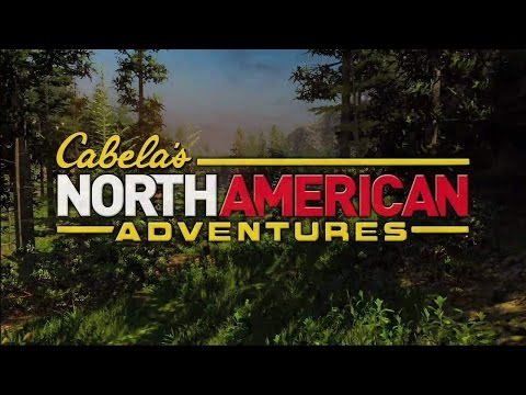 Cabela's North American Adventures Wii Gameplay