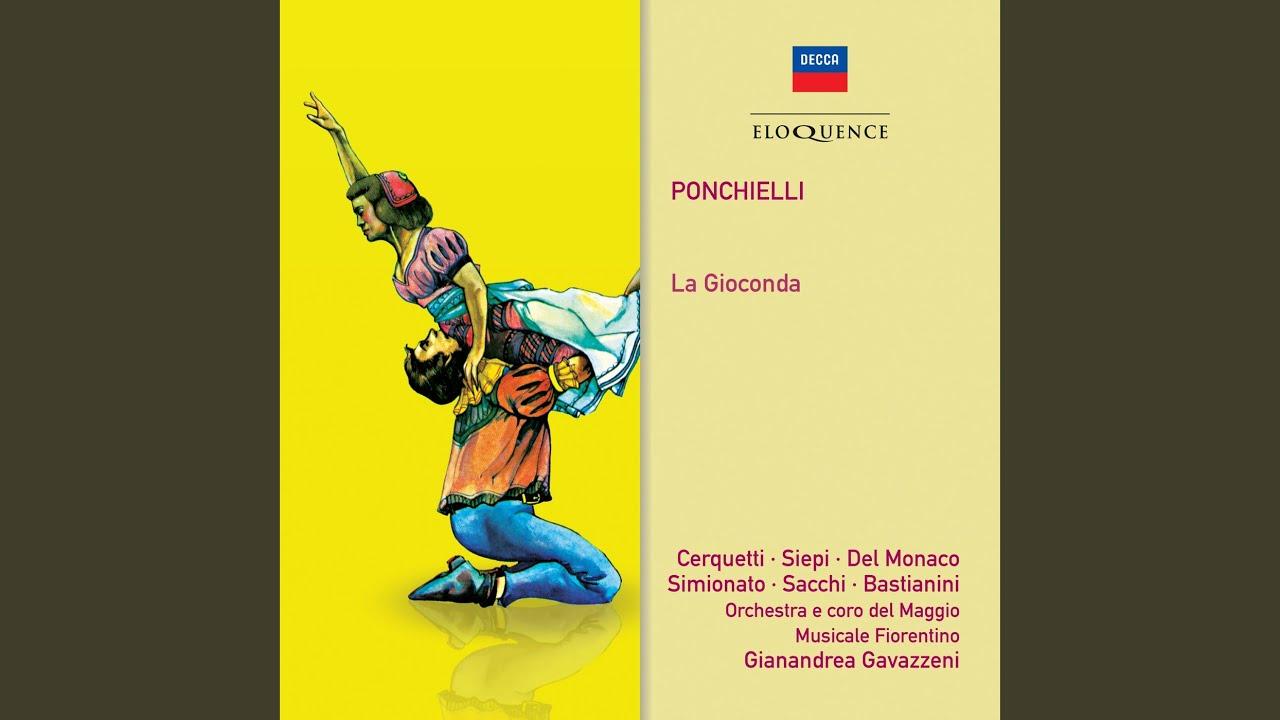Ponchielli: La Gioconda / Act 1 - Carneval! Baccanal!