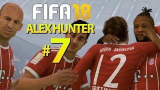 FIFA 18 ALEX HUNTER - BÖLÜM 7: SAKATLIKTAN DÖNDÜK!