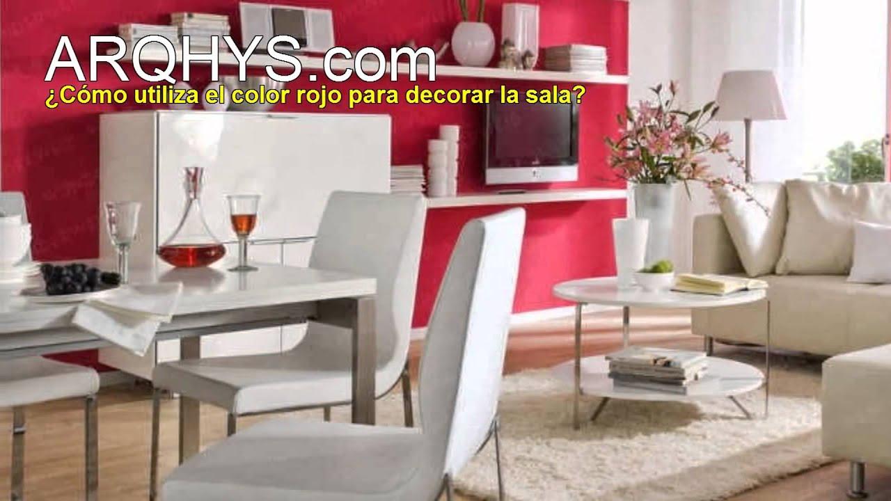 Cómo decorar una casa? Sala, cocina, habitación, baño, escaleras ...
