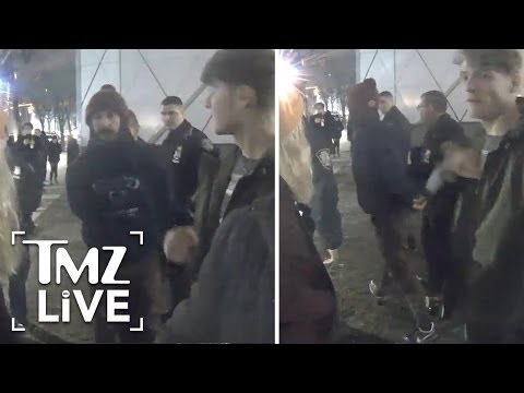 Shia Labeouf Arrested For Assault | TMZ Live