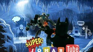 "Gambar cover Jomar's Lego Rama- ""Lego Batman: Mr. Freezes Ice Attack"""