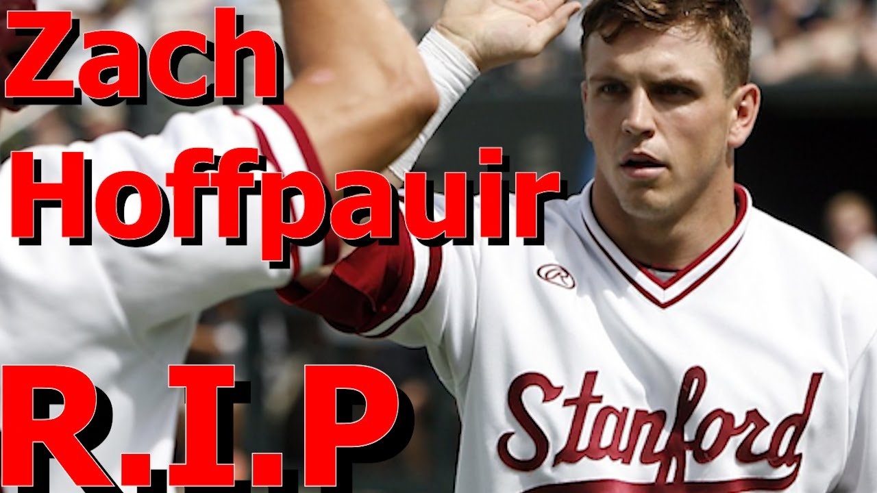 Ex-Stanford two-sport star Zach Hoffpauir dies at 26