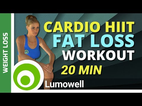 HIIT Fat Loss Workout – At Home HIIT Weight Loss Workout