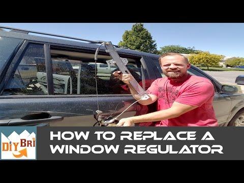 Honda Broken Power Window? How To Fix Yourself
