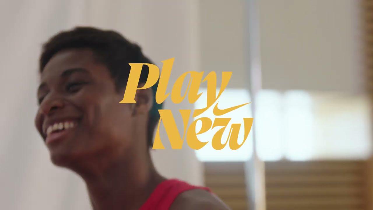Evelyn Mawuli   Play New   Nike