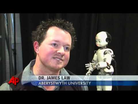 iCub Robot 'learns' From Its Experiences
