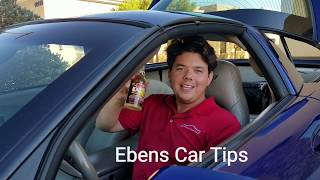 How to winterize your vehicle - Ebens Car Tips