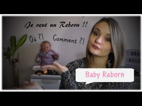 bebe reborn l o et comment adopter un bebe reborn youtube. Black Bedroom Furniture Sets. Home Design Ideas