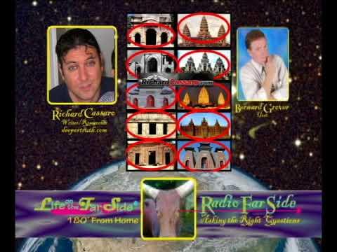 Richard Cassaro- Triptychs and the God-Self Icon on Radio Far Side