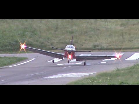 HARD! TBM 800 Landing St. Barts