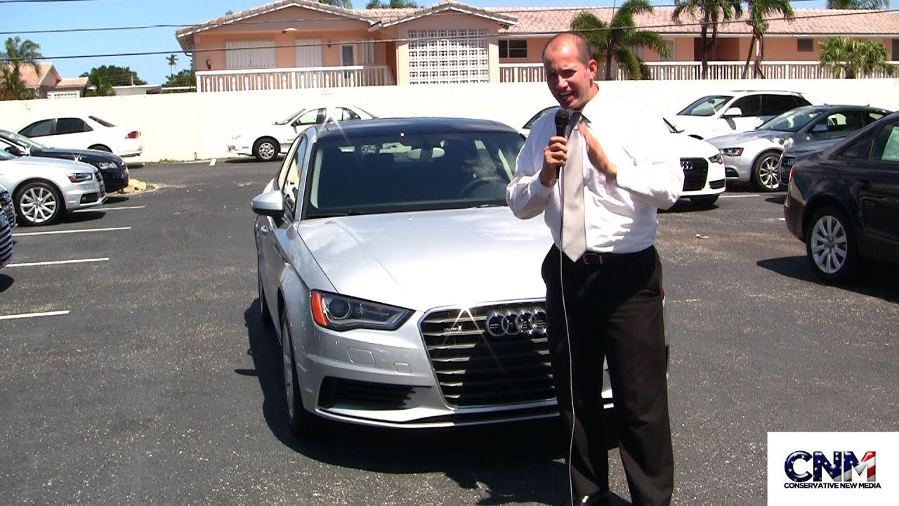 Audi A3 Test Drive Review and Walkaround by John D Villarreal