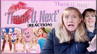 Crazy Mom & Daughter React to Ariana Grande: 'thank u, next' MUSIC VIDEO! 2018